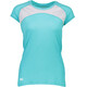 Mons Royale W's Bella Tech Geo T-Shirt Tropicana